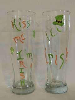 Celtic Pilsner Glasses - Set of 2