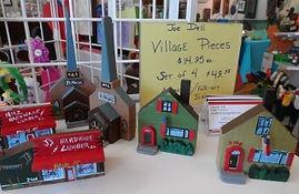 Village Pieces Joseph Dell