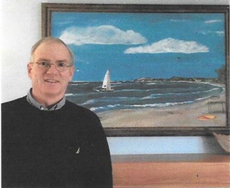 Joseph Dell August Artist of the Month