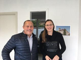DOUBS: Rencontre avec le nouveau Directeur Départemental de la Sécurité Publique du Doubs Michel Kl