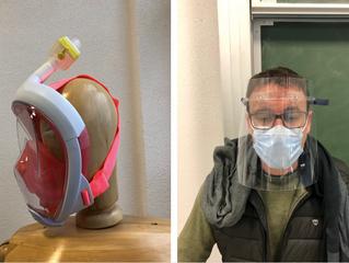 COVID-19 : L'UTBM fabrique des équipements de protection pour l'hôpital