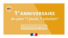 JEUNESSE - «1 jeune, 1 solution» le bilan après 1 an