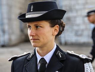 BESANÇON - Bienvenue au lieutenant Agathe Varineur.