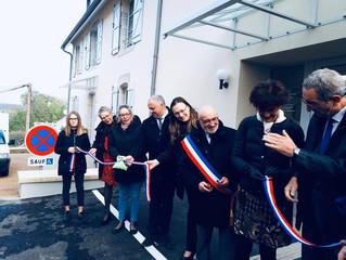 RECOLOGNE- Inauguration de la Mairie