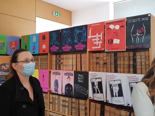 BESANÇON - Visite au tribunal dans le cadre du concours contre les violences sexuelles et sexistes