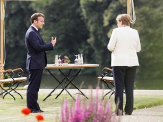 Accord européen : un pas de géant dans la construction européenne !