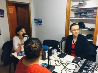 GRENELLE CONTRE LES VIOLENCES FAITES AUX FEMMES : Fannette Charvier était l'invitée de Radio Sha