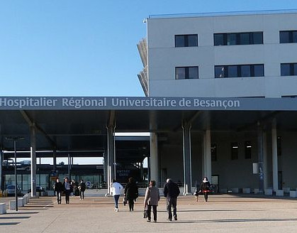 BESANCON_ Le CHU va bénéficier de 75 millions d'euros