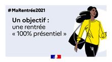 ENSEIGNEMENT SUPÉRIEUR - Le plan #MaRentrée2021 pour une rentrée en présentiel