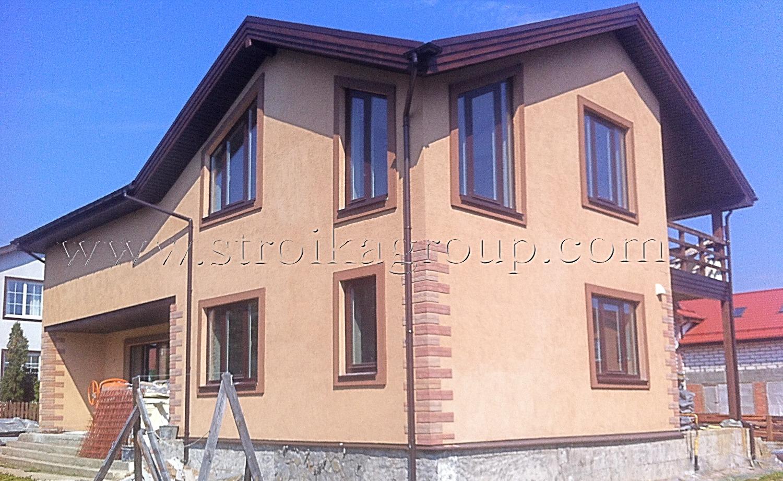 Трапециевидные алюминиевые окна