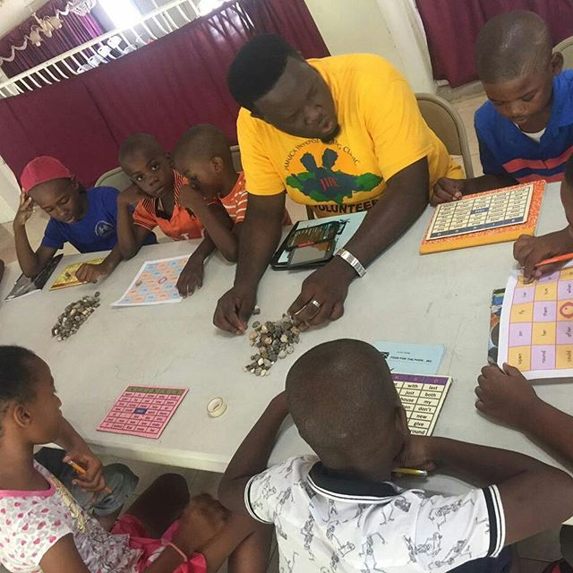 Team Oracabessa __ JIRC Summer Reading Camp 2017 will definitely be a camp to remember