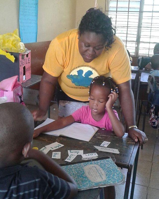 Summer Reading Camp #TeamJIRC #TeamManchester  #jamaicaintensivereadingclinic