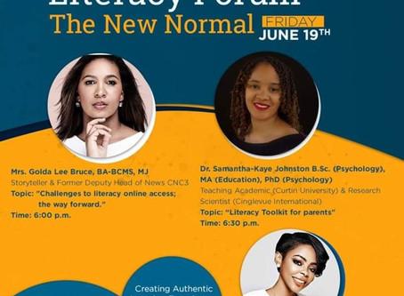 Caribbean Digital Literacy Forum- Friday, June 19, 2020