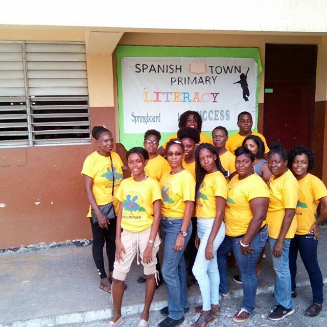 Team Spanish Town__ JIRC Summer Reading Camp 2017 will definitely be a camp to remember