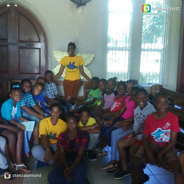 Team Linstead #jamaicaintensivereadingclinic _otenzalarmond