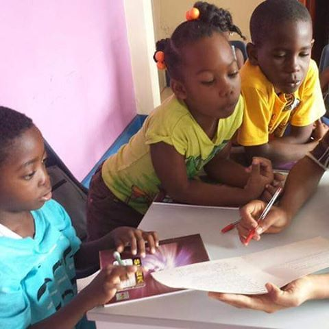 Jamaica Intensive reading Clinic