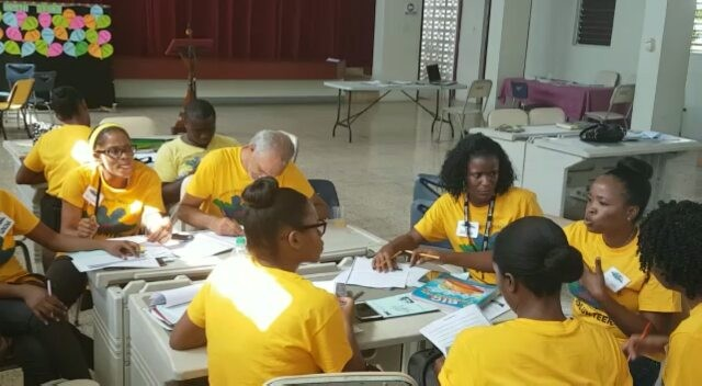Team St. James__ JIRC Summer Reading Camp 2017 will definitely be a camp to remember