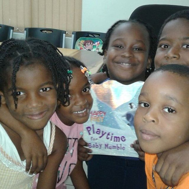 Happy Campers #jamaicaintensivereadingclinic