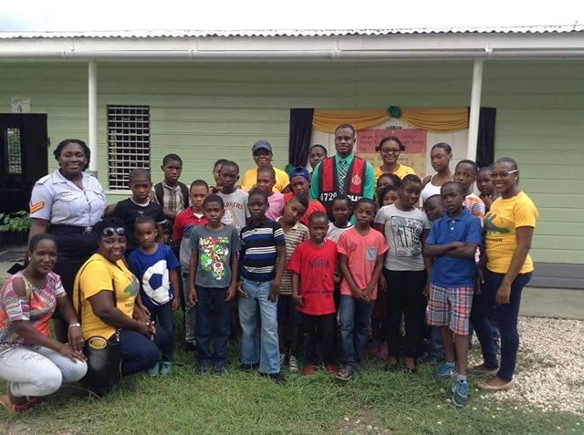 Team Westmoreland #jamaicaintensivereadingclinic