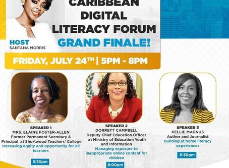 Caribbean Digital Literacy Forum-Grand Finale