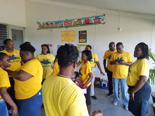 Summer  Camp  2017 #TeamPortmore  #jamaicaintensivereadingclinic
