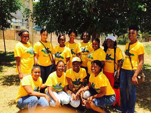 Team Trelawny #jamaicaintensivereadingclinic