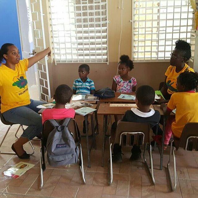 Summer Camp 2017, Downtown Kingston #jamaicaintensivereadingclinic