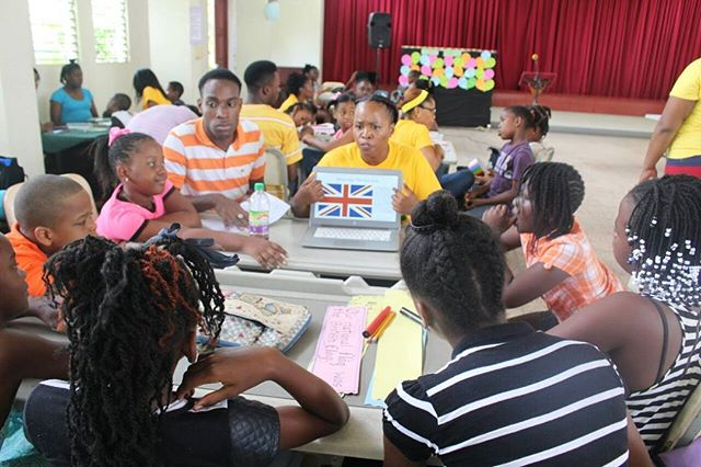 Summer Reading Camp #jamaicaintensivereadingclinic #TeamMobay