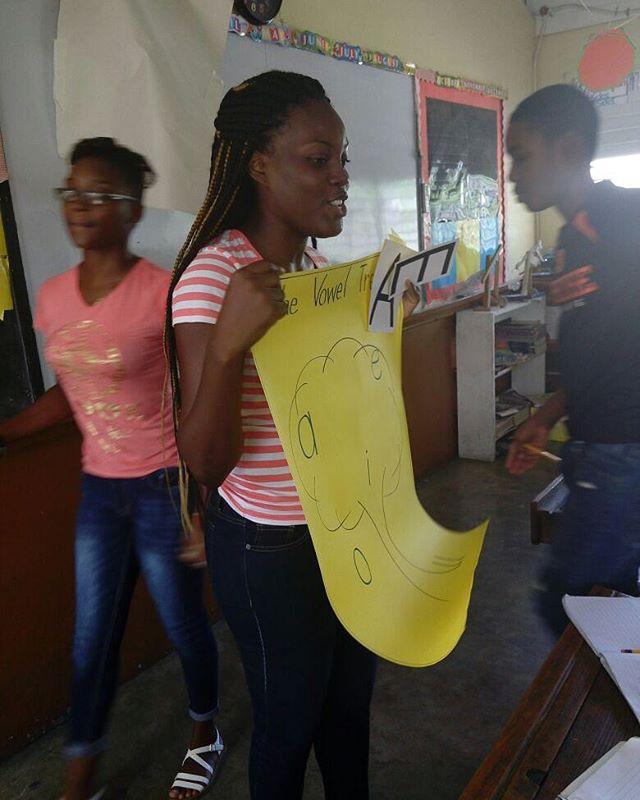 Clarendon Summer Reading Camp 2017 #jamaicaintensivereadingclinic