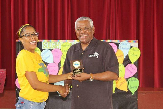 Team Mobay #jamaicaintensivereadingclinic