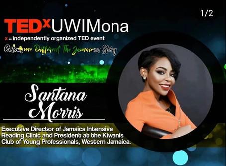 Santana Morris-TEDx Talk