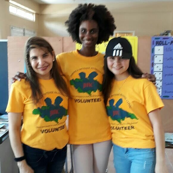 Team Downtown, Kingston __ JIRC Summer Reading Camp 2017 will definitely be a camp to remember