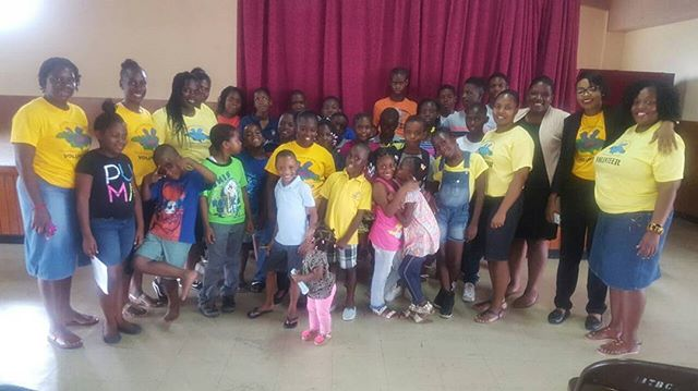 Team Brown's Town__ JIRC Summer Reading Camp 2017 will definitely be a camp to remember
