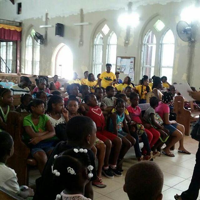 Linstead Summer Camp 2017 #jamaicaintensivereadingclinic