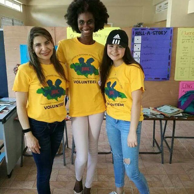Team Downtown, Kingston__ JIRC Summer Reading Camp 2017 will definitely be a camp to remember