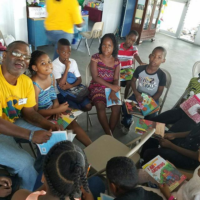 Team Portmore __ JIRC Summer Reading Camp 2017 will definitely be a camp to remember