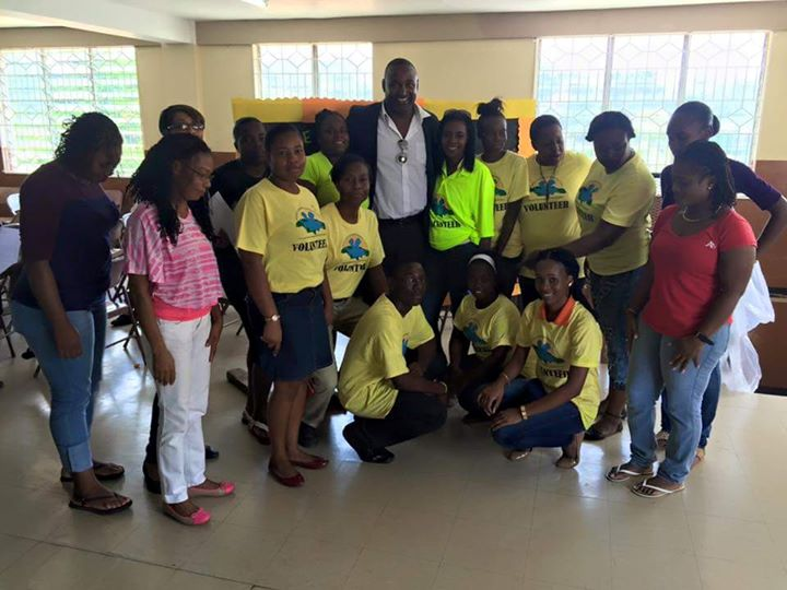 Thanks for supporting the Jamaica Intensive Reading Clinic Summer Camp in Browns Town Dr. Campbell.