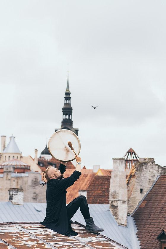 Tom trummiga portrait foto Kadri Valsber