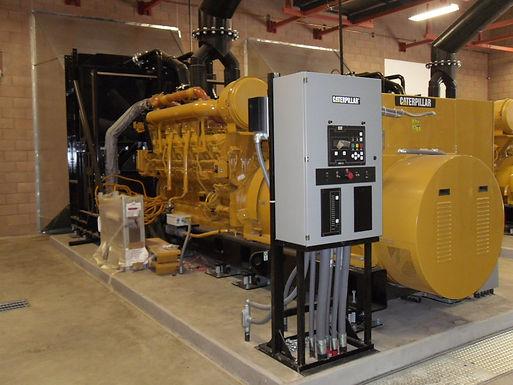 Design-Build RFP for Emergency Power Plant at VAMC Long Beach
