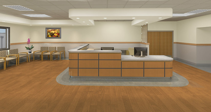 MRI Unit Renovation & Expansion at Eisenhower Army Hospital, Ft. Gordon