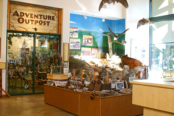 Renovations to Big Bear Discovery Center in the Angeles National Forest