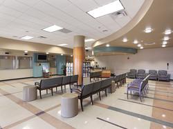Luke AFB Clinic Waiting Area