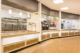 Renovation & Upgrades to 1st Floor Canteen at VAMC West LA
