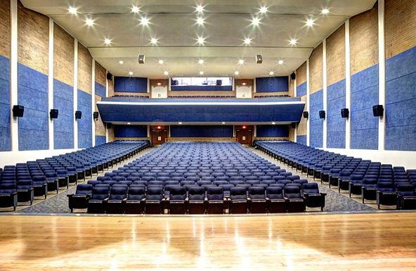 Renovations of Needham Theater at Port Hueneme Naval Base