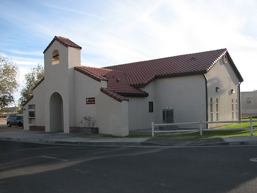 Renovations to 3 Chapels at the National Training Center at Ft. Irwin