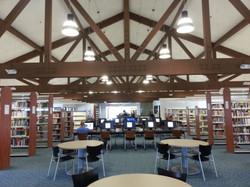 San Clemente Library Interior