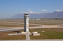Hill AFB Air Traffic Control