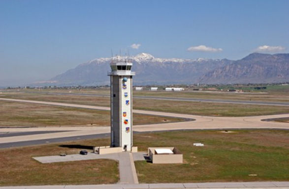 Repair of Transient Apron/Taxiways at Hill AFB
