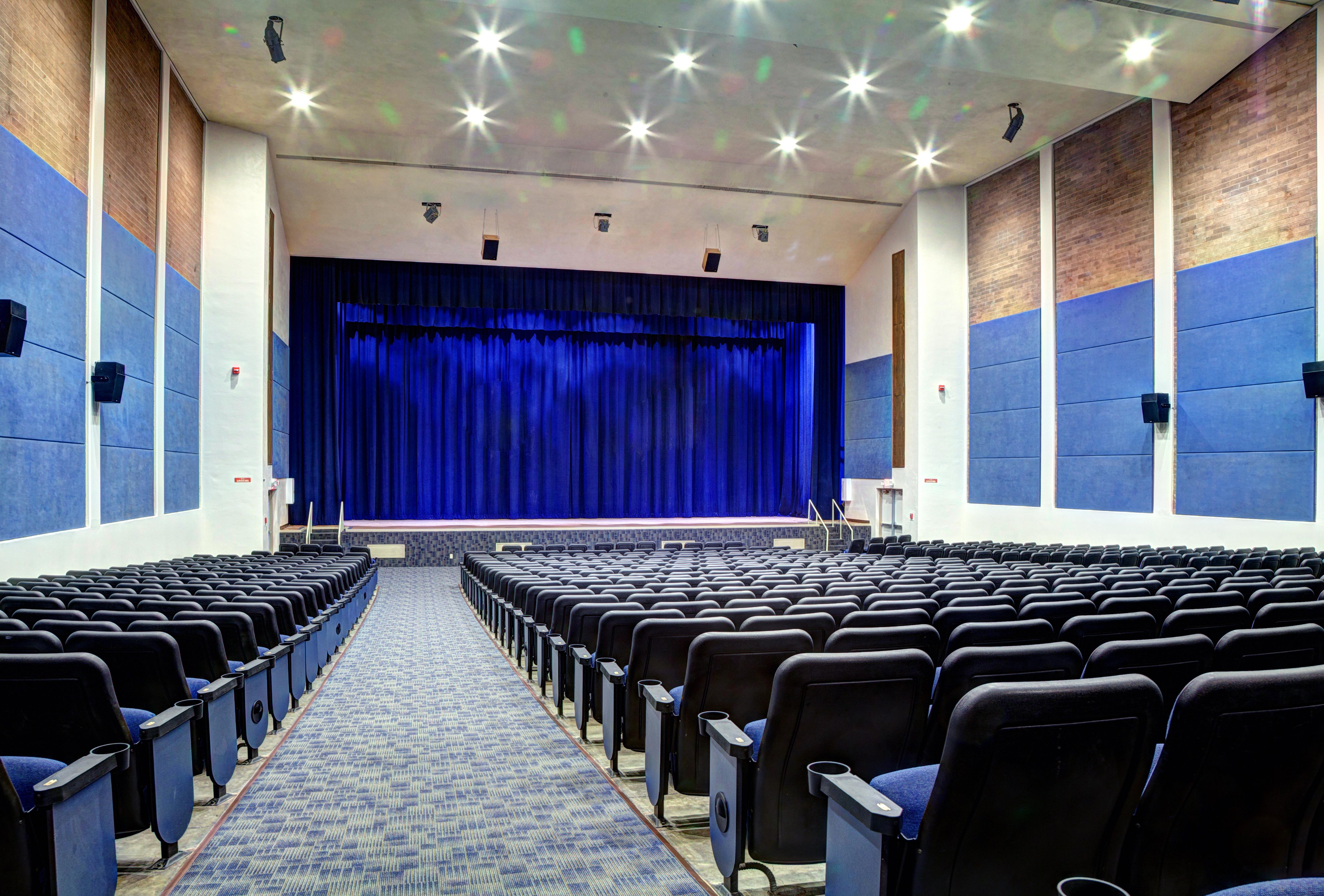Needham Auditorium