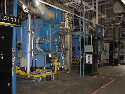 Seismic Upgrade of Utility Systems, VAMC Loma Linda